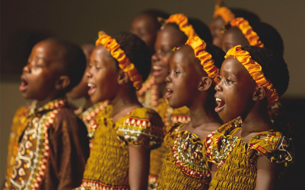 African Children S Choir Annenberg Center Live
