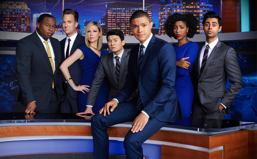 daily show On last night's daily show with trevor noah, nashville predator defensemen and  nhl all-star pk subban sat down with the host to talk about.