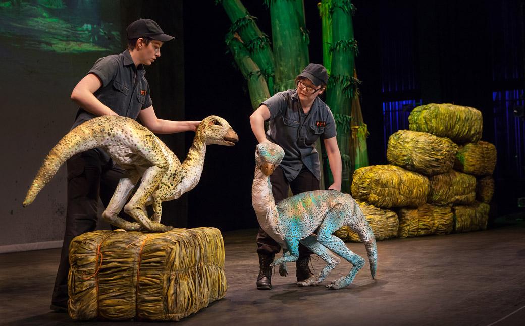 erth s dinosaur zoo