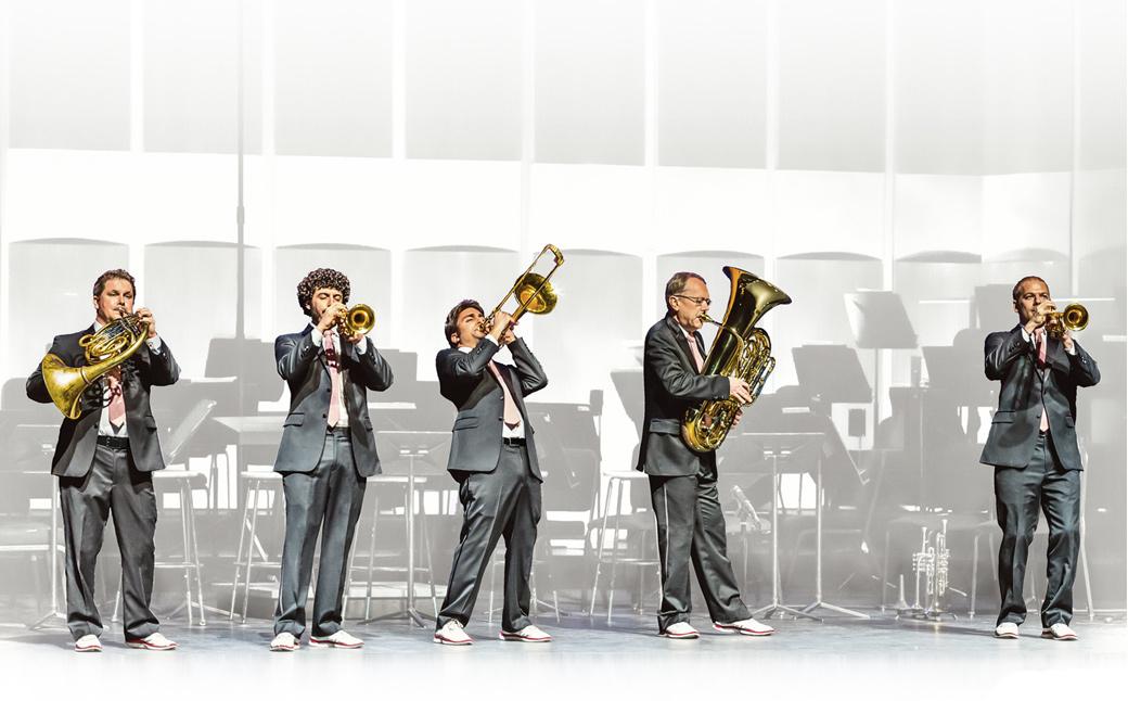Canadian Brass | Annenberg Center Live