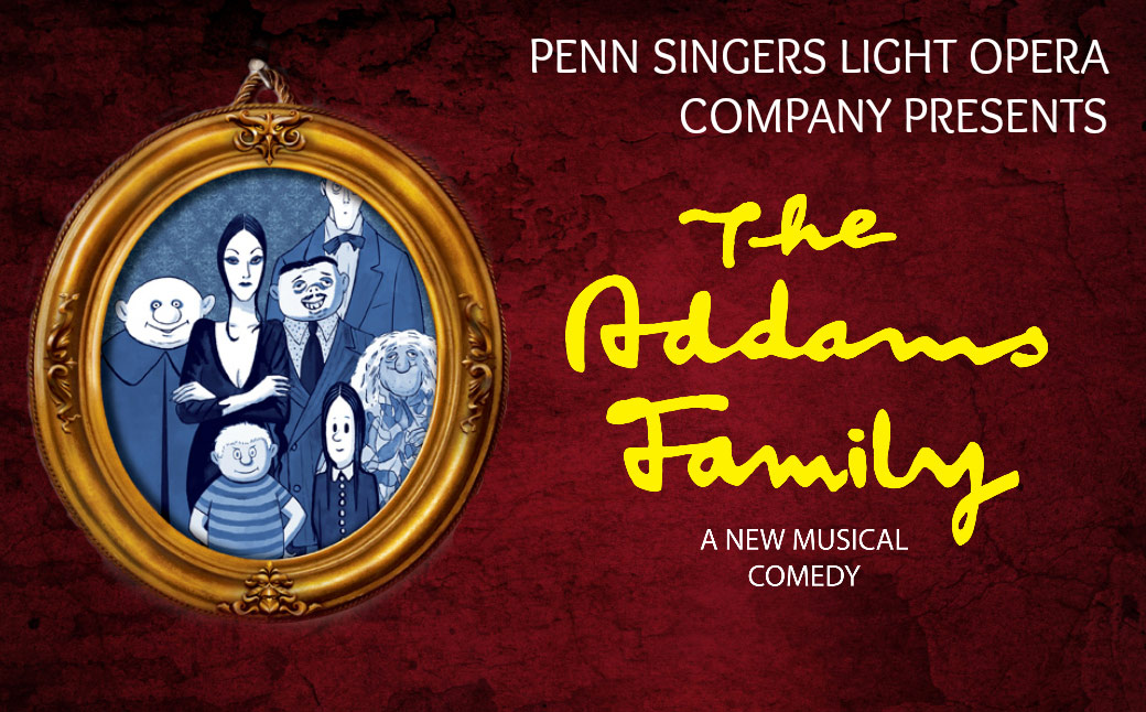 The Addams Family | Annenberg Center
