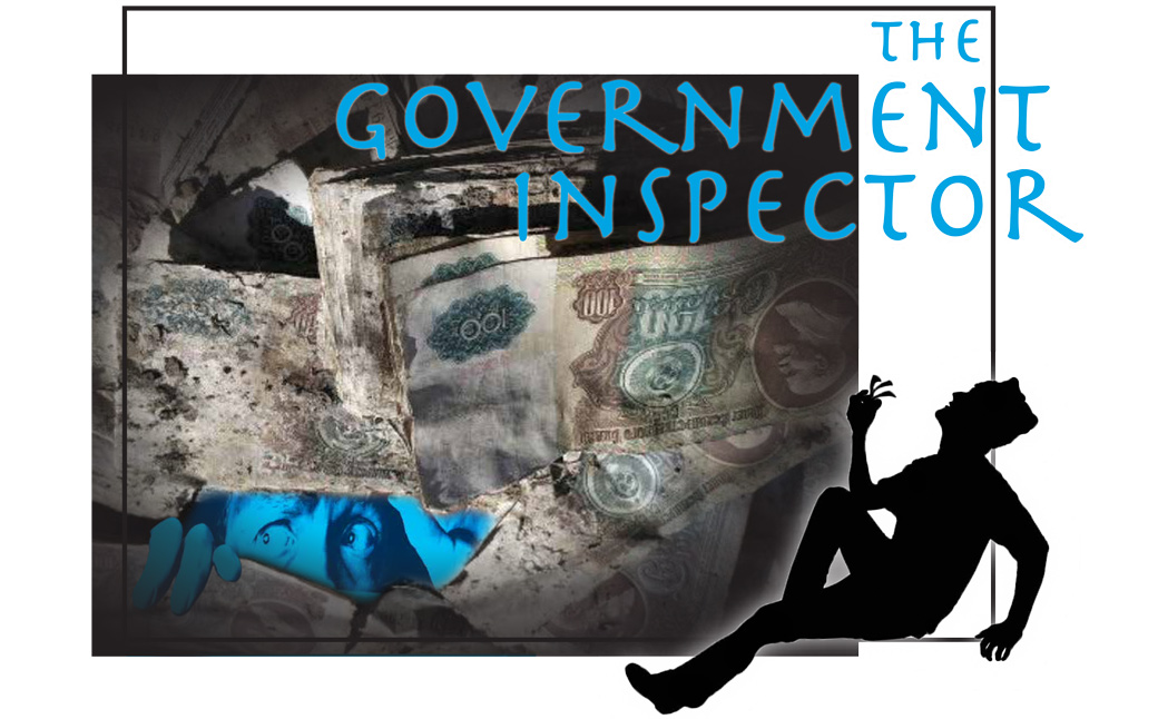 <i>The Government Inspector</i>